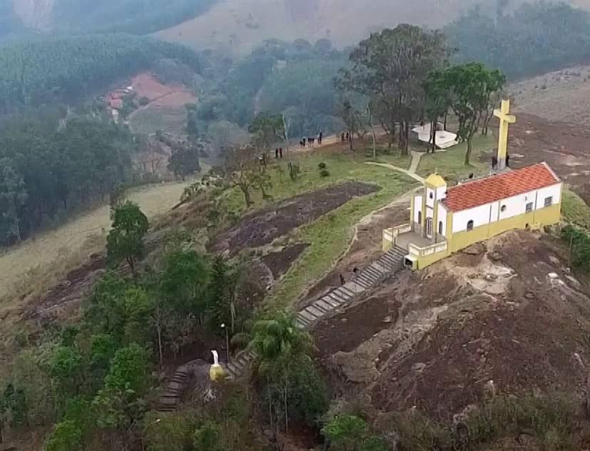 Santuário em Pedra Bela SP