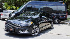aluguel de vans e carros executivos