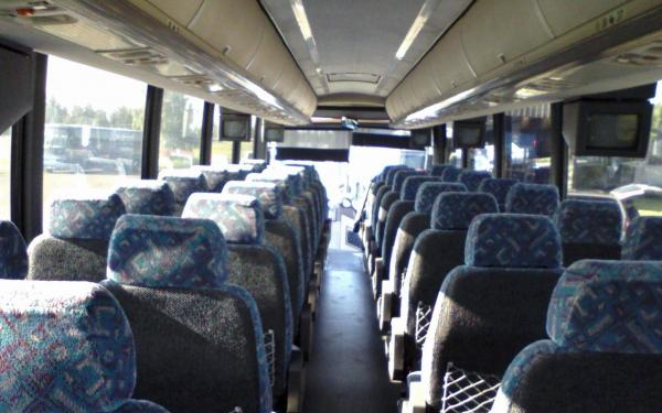 Micro ônibus 28 lugares interna